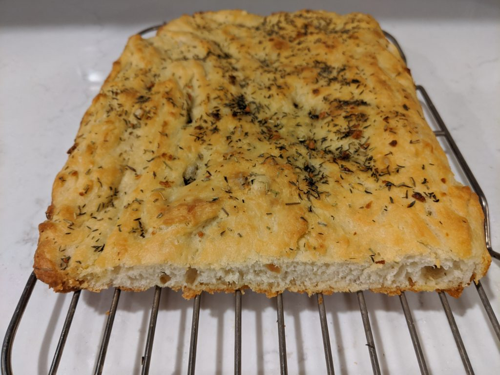 How to Use Focaccia Bread