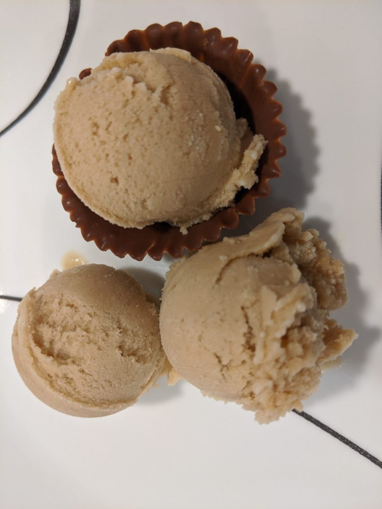 vegan espresso ice cream