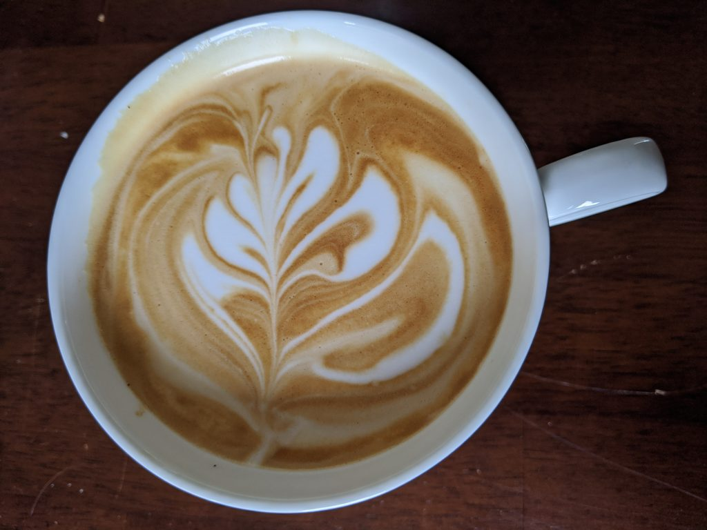latte art espro milk pitcher