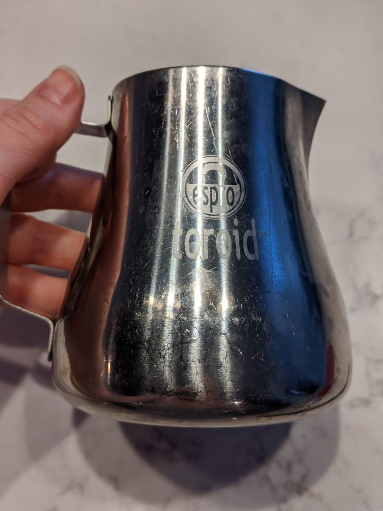 espro milk pitcher
