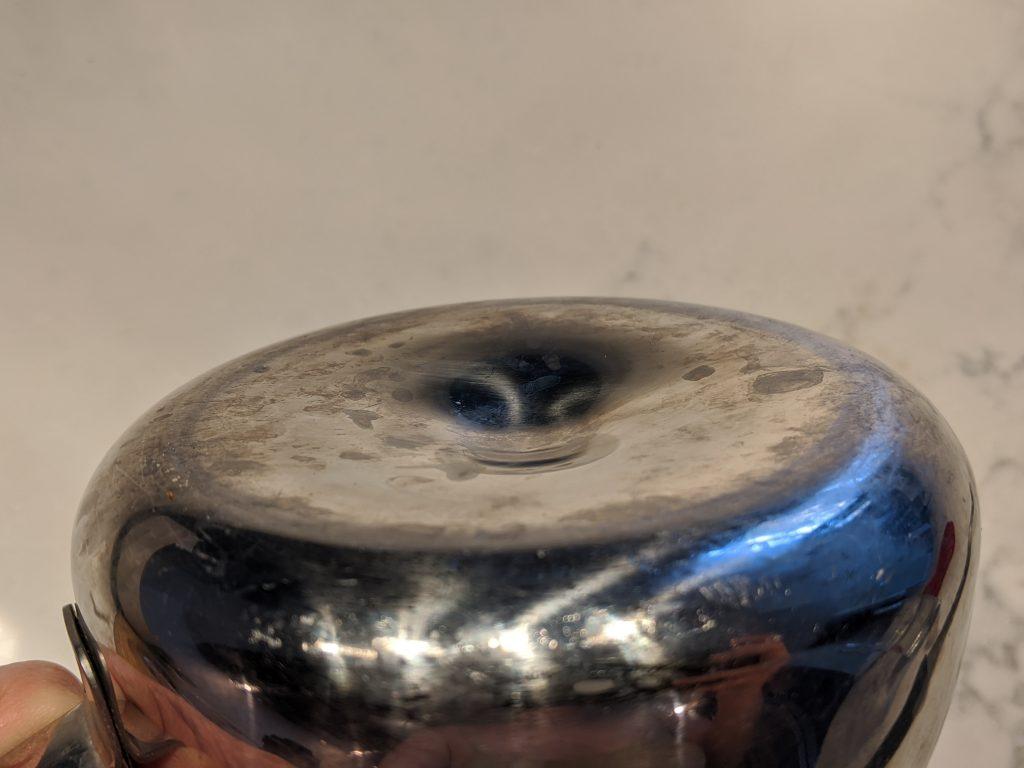 espro milk steaming pitcher