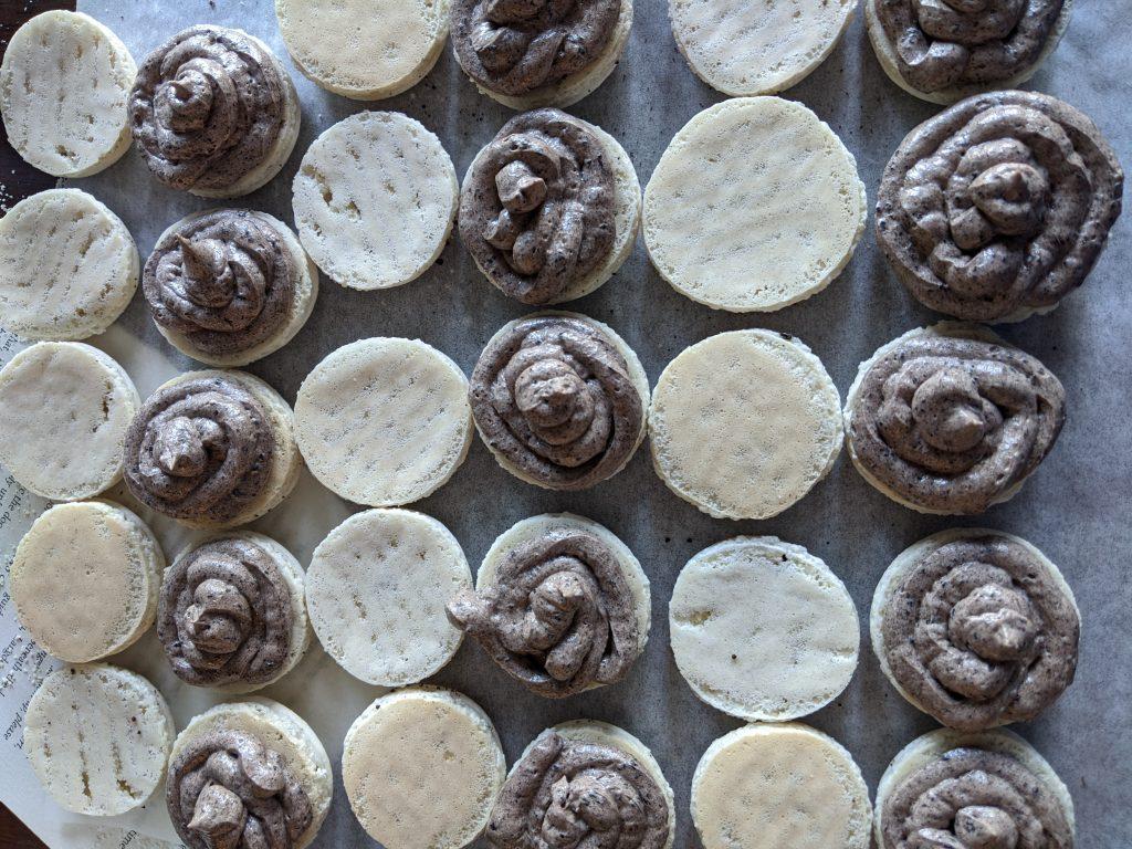 17 White Macaron Flavors