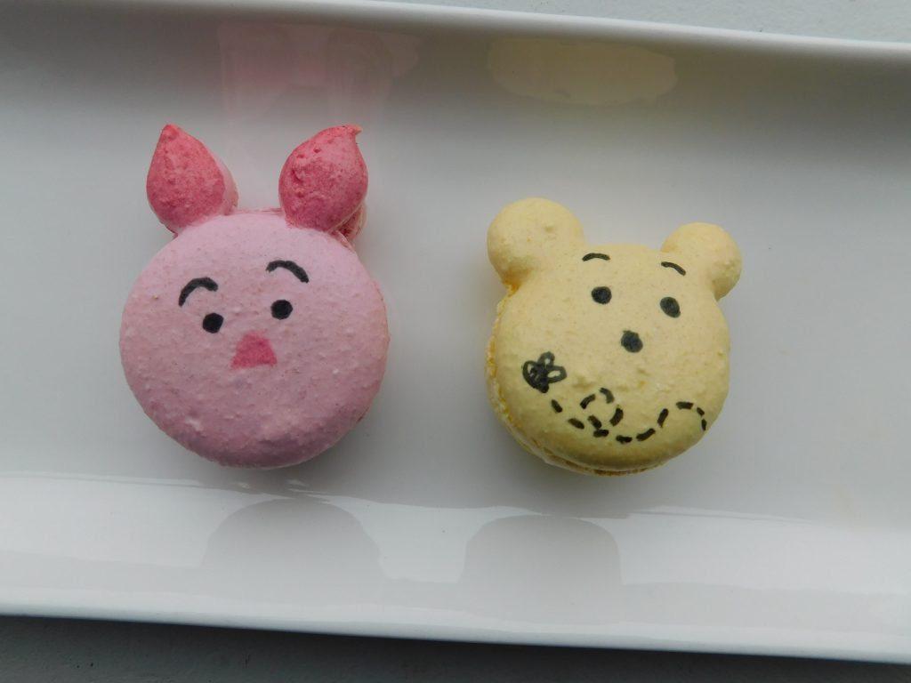 How to Make Character Macarons