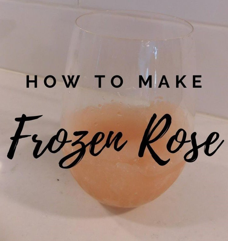 How to make Frozen How to make Frozen Rose at home