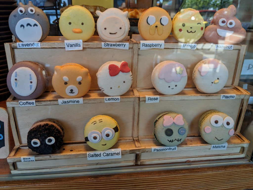 How to Make Character Macarons