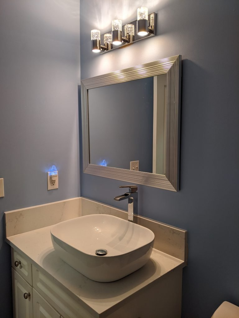white bathroom vanity ideas