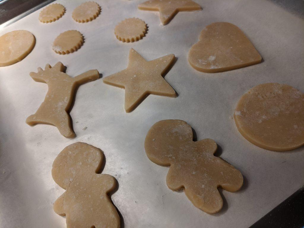 sugar cookies that hold their shape