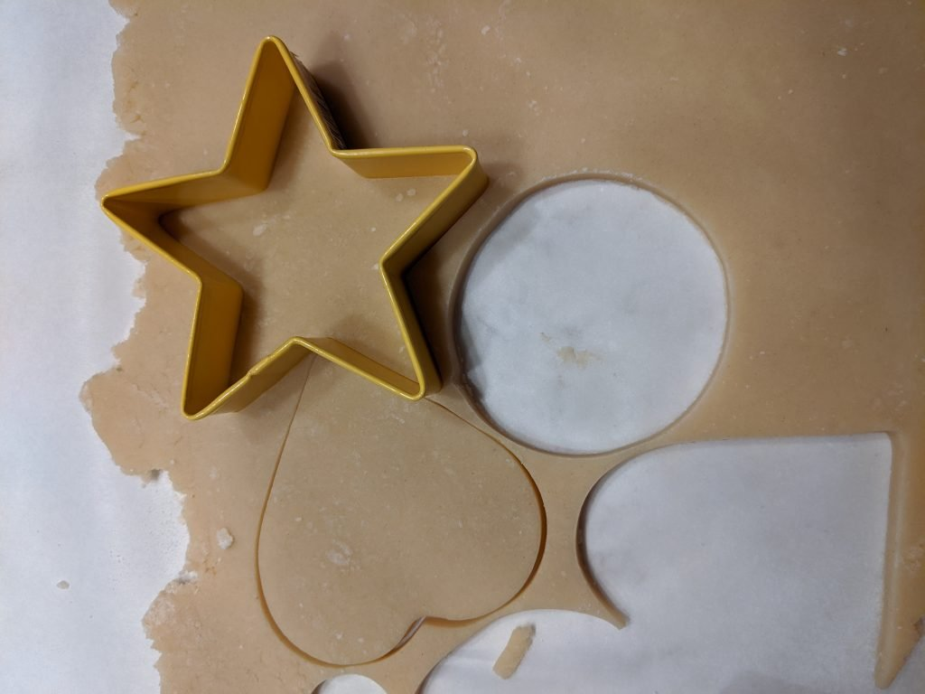 sugar cookie recipe that holds shape
