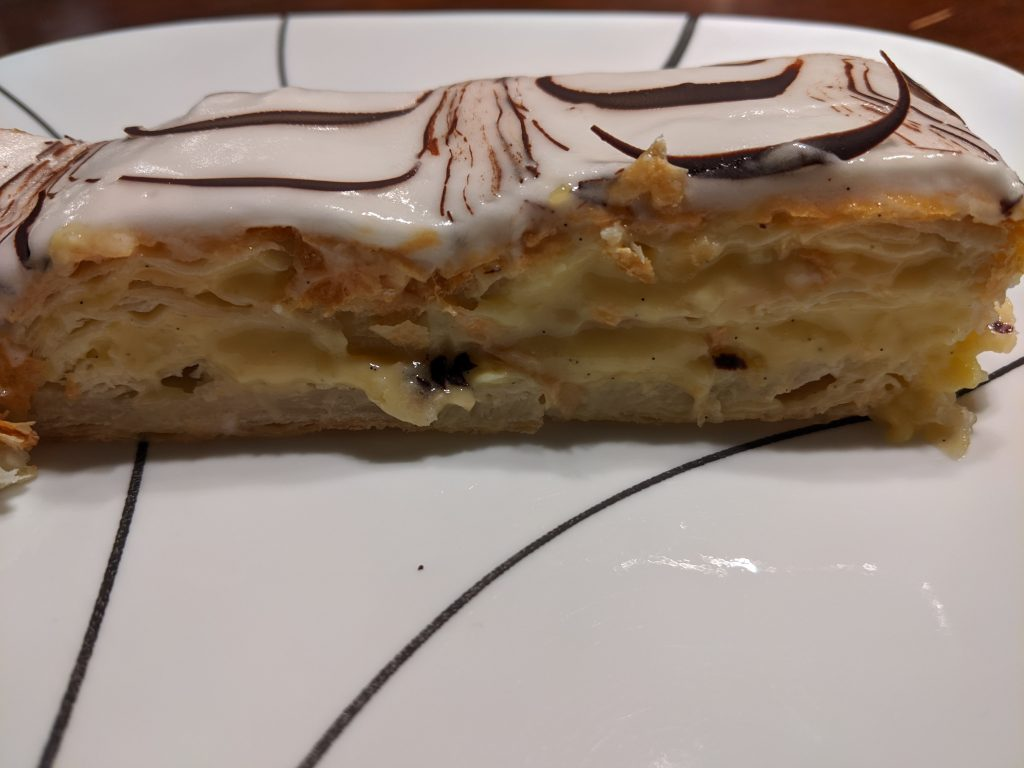 how to make french layered dessert