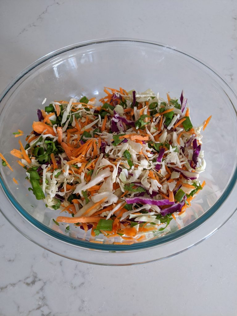 How many types of salad are there