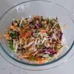 Cilantro Lime Coleslaw Recipe No Mayo