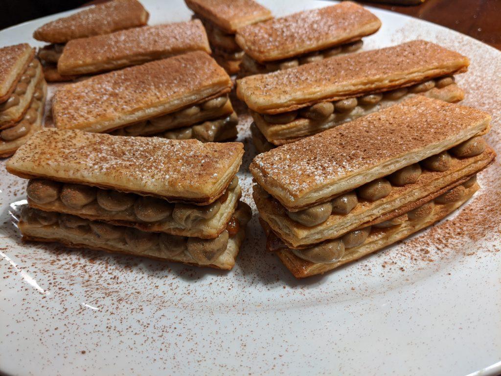 Salted Caramel Cream Filling