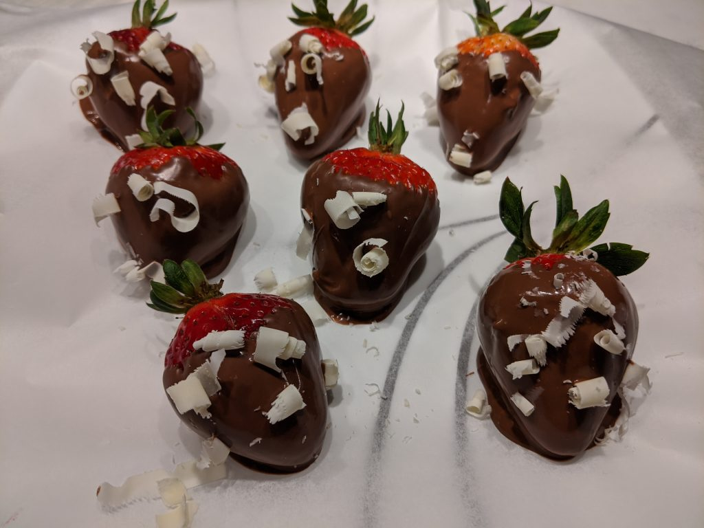 How to Make Chocolate Spirals