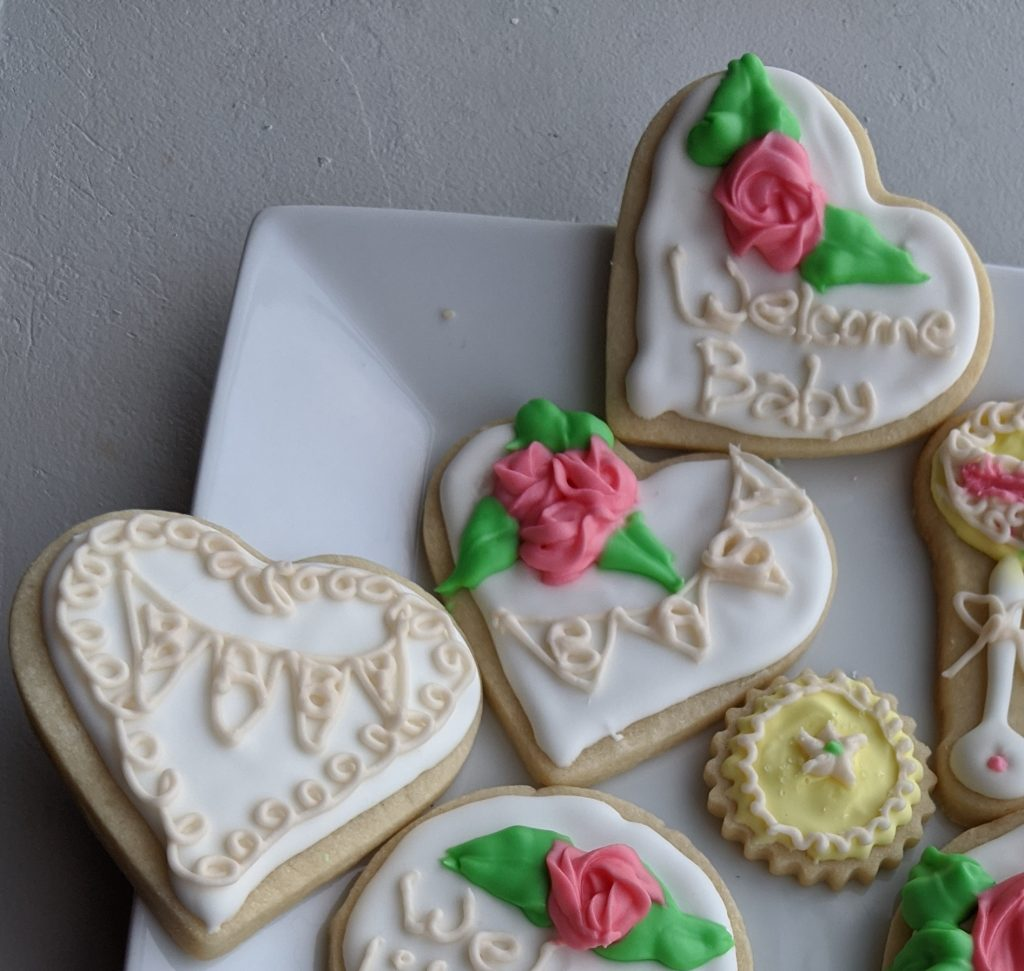 Heart Shaped Cookie Decorating Ideas