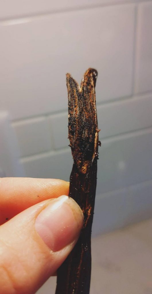 How to use vanilla beans
