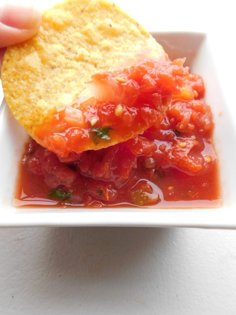 How to Make Restaurant Style Salsa