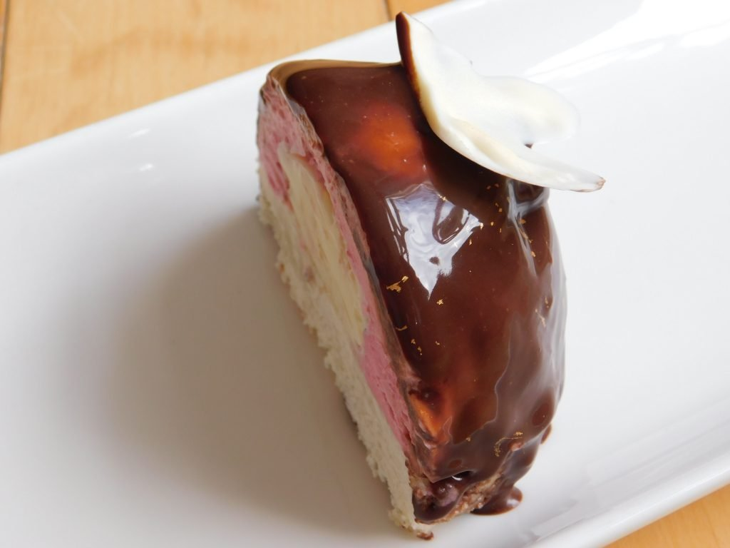 How to make Entremet dome Cake Recipe with Mirror Glaze