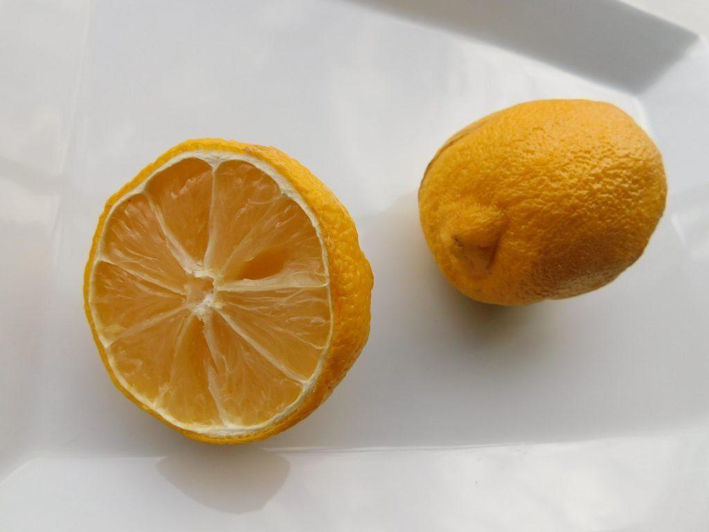 How to reduce lemon taste