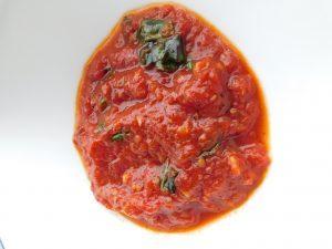 homemade pizza sauce with san marzano tomatoes recipe