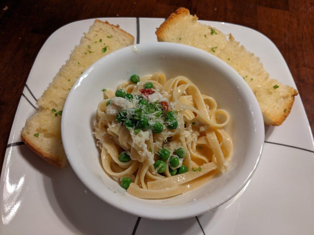 Creamy Crab Pasta Recipe