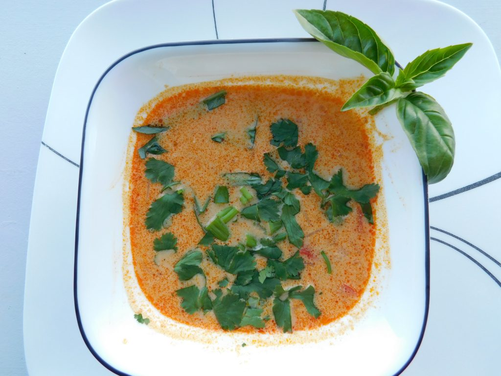 What kind of coconut milk should you use for Thai coconut soup