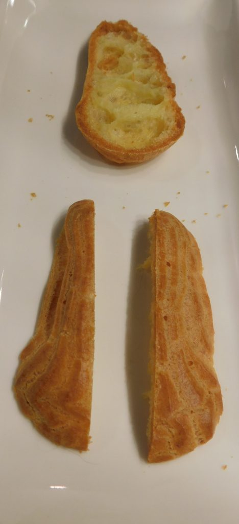 How to make Choux Swans Eclairs