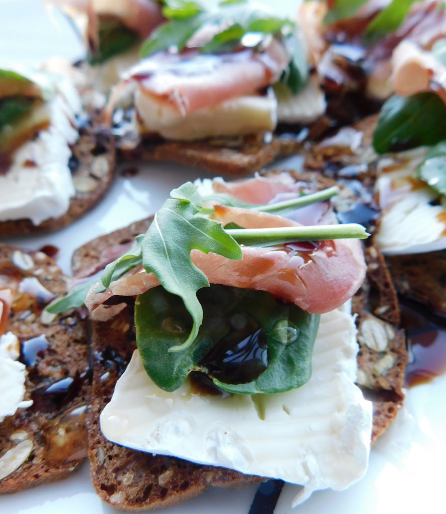 Easy Prosciutto Appetizer to Make Ahead of Time