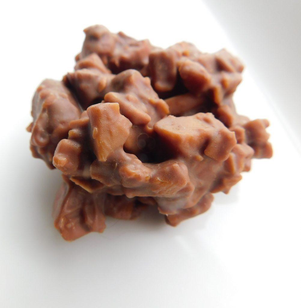 Almond Toffee Rochers