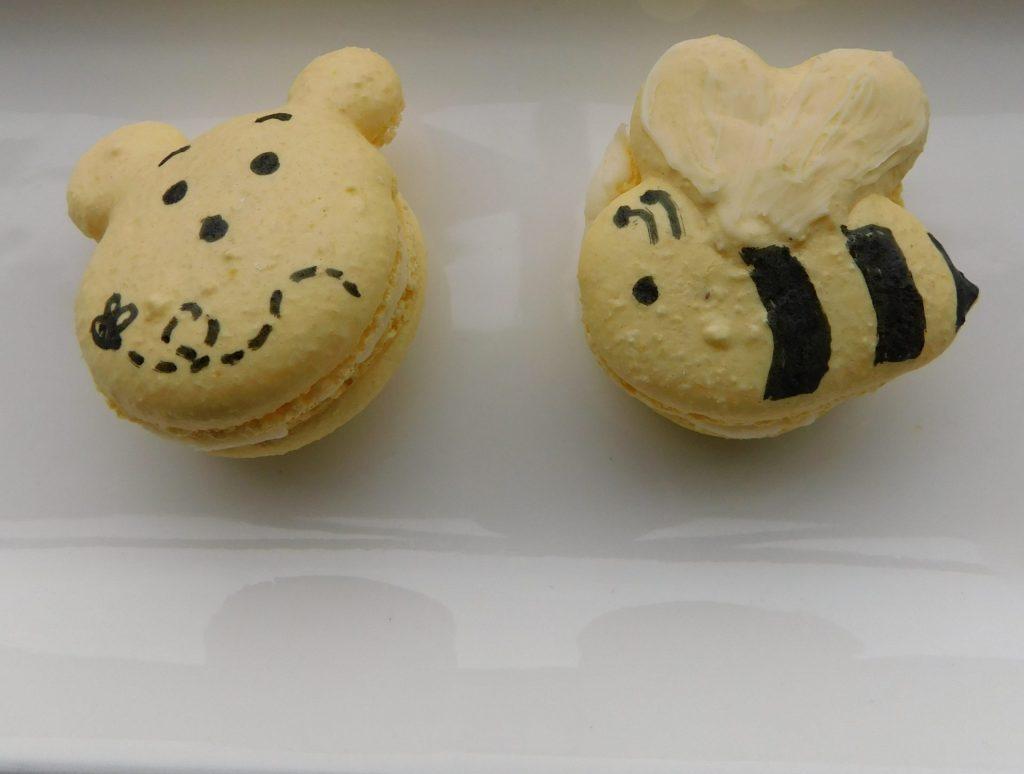 Lemon buttercream for macarons