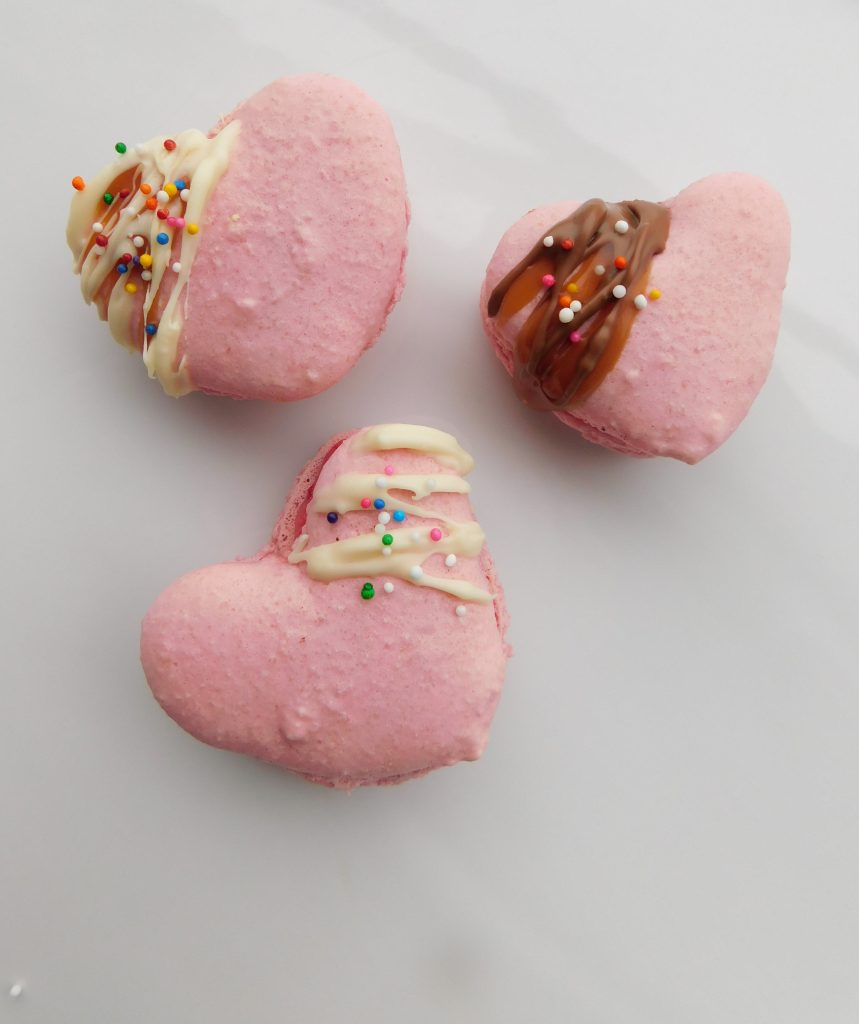 What type of filling is best for macarons
