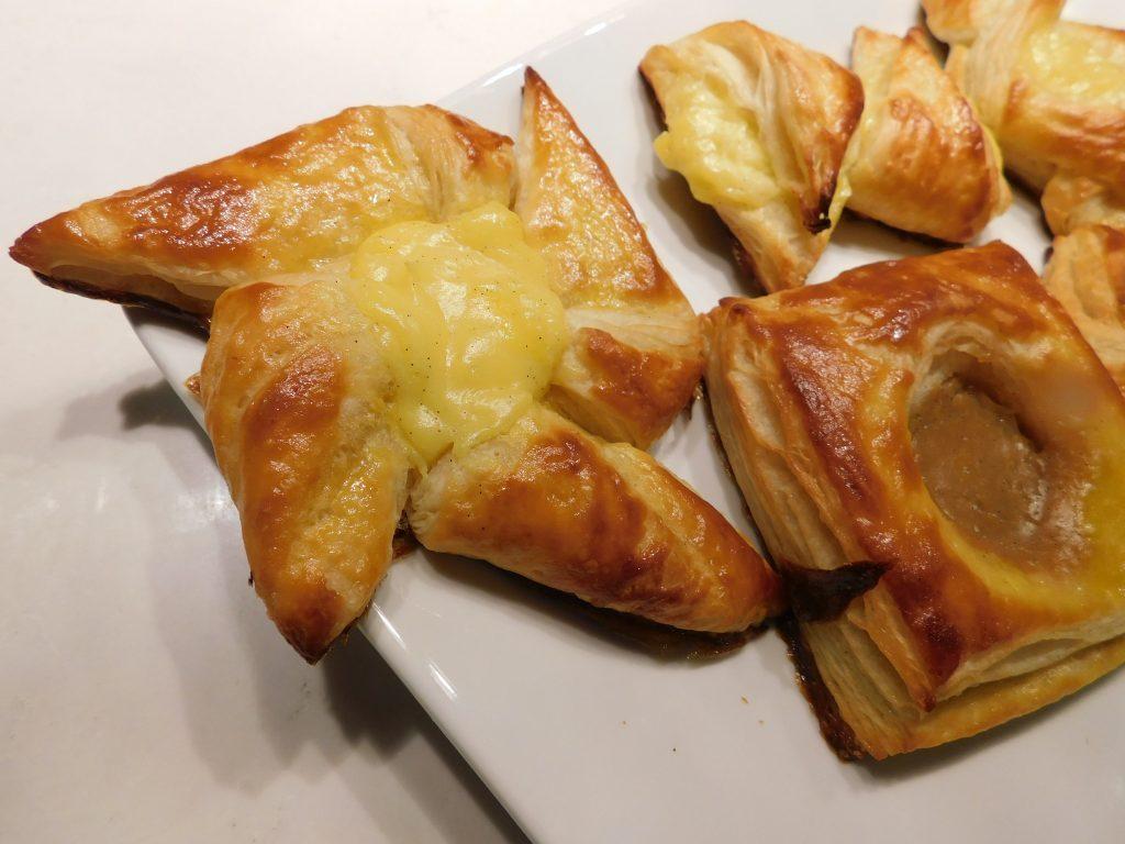 pastry design shape ideas