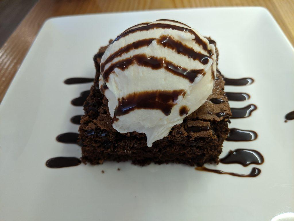 How does chocolate cake taste