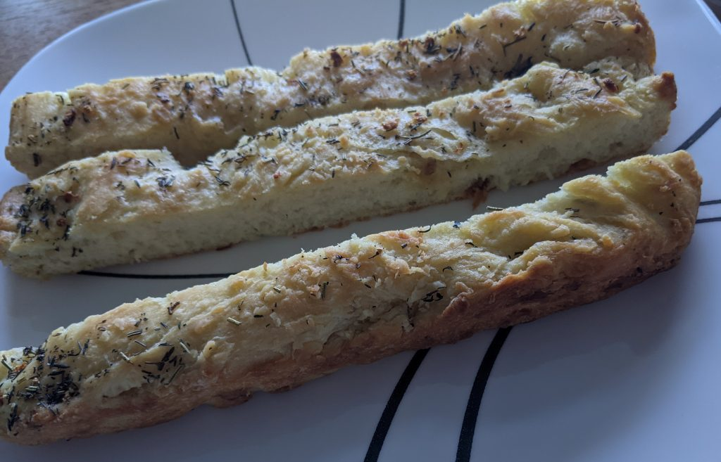 Traditional Focaccia Bread Toppings