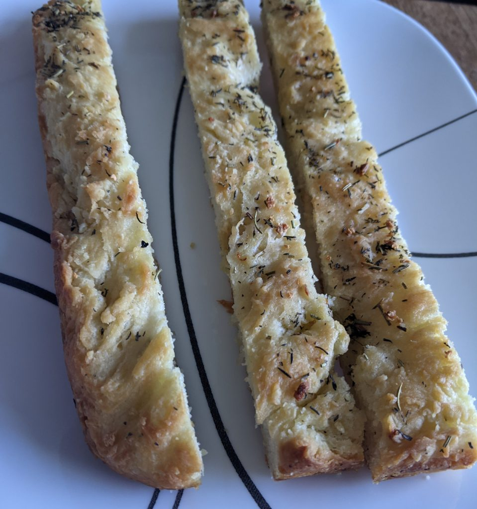 Focaccia Bread Toppings