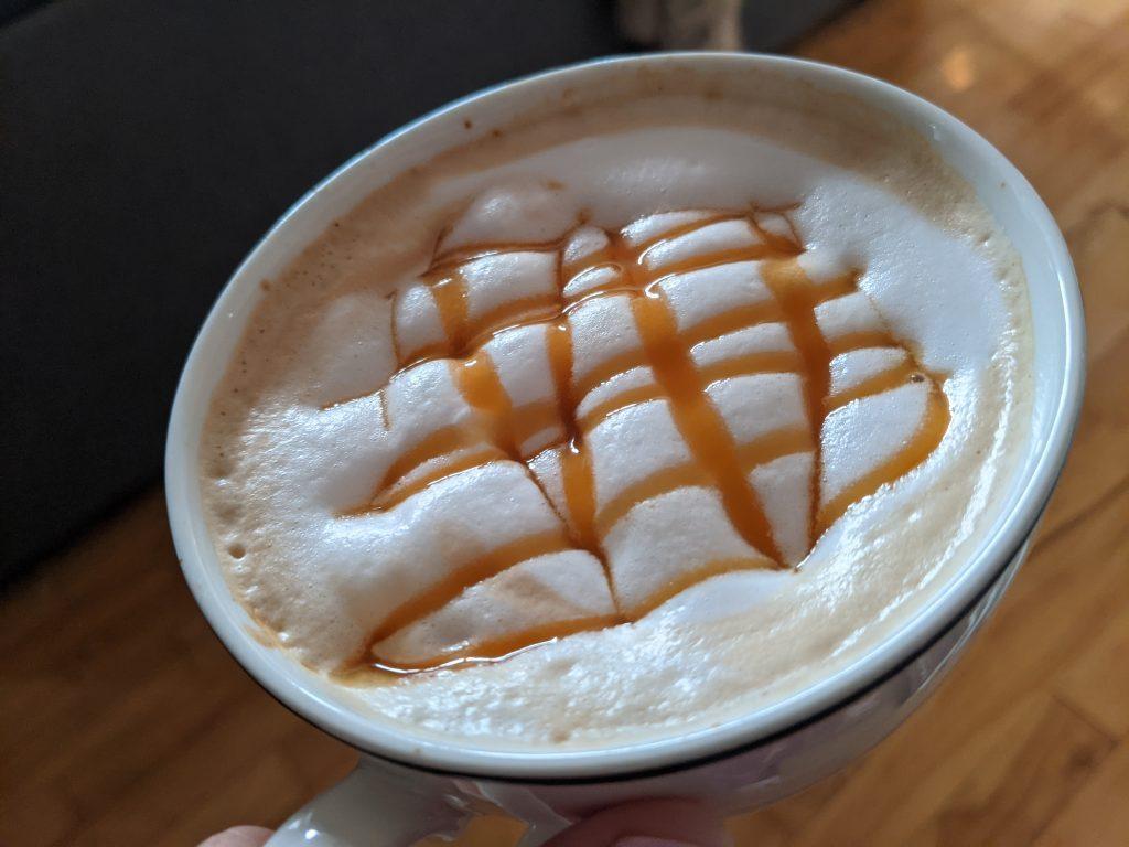 Fall Latte Flavors