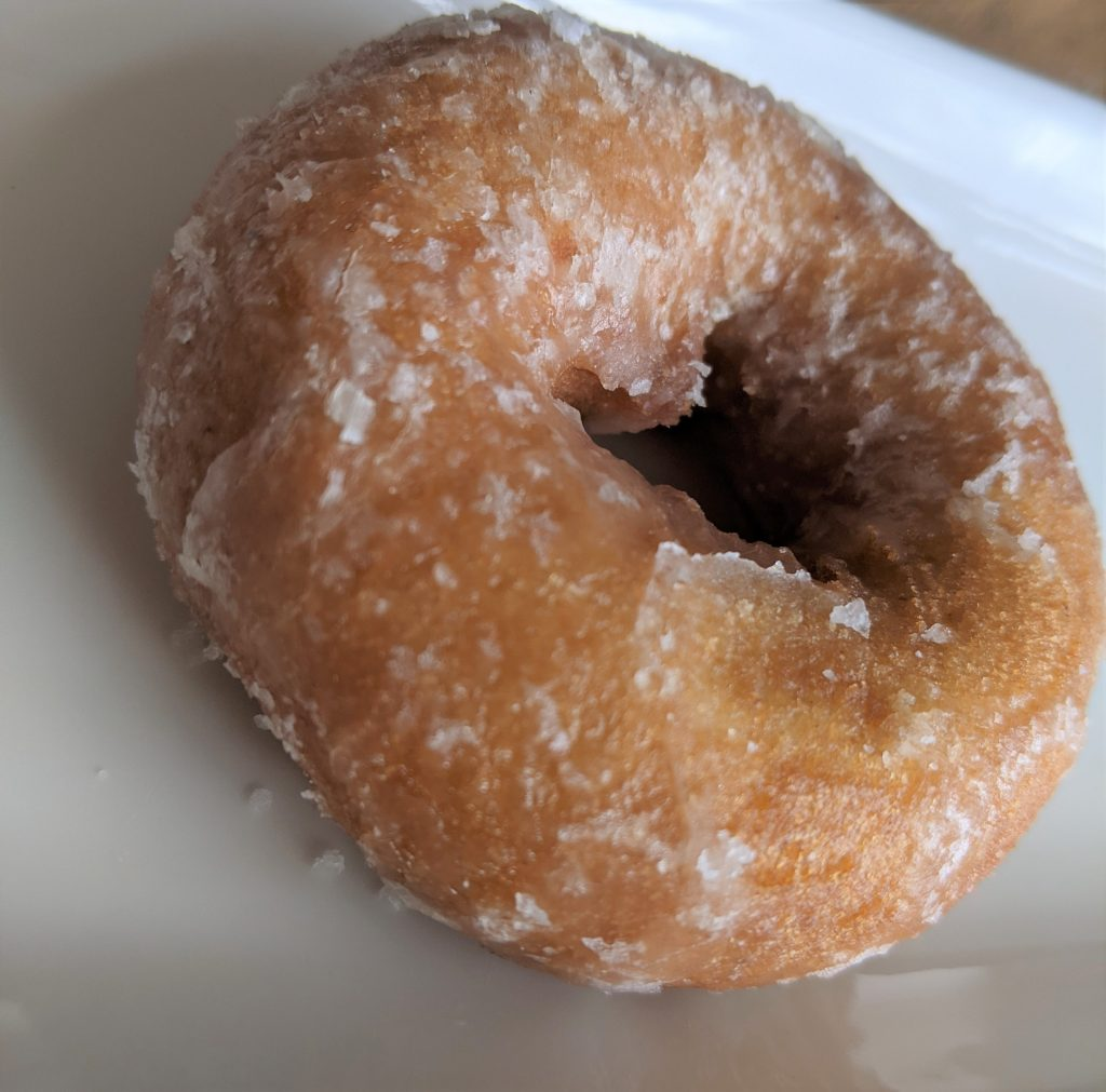 Texture of Donuts