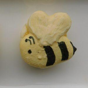 bee macaron printable templates
