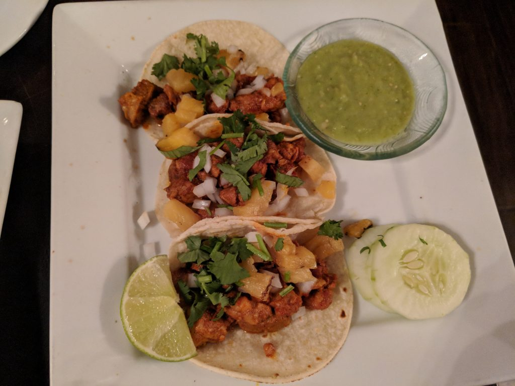 Types of Taco Meat chicken