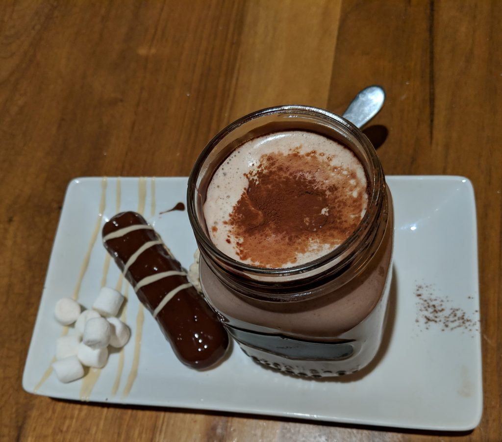 Hot Chocolate Flavors