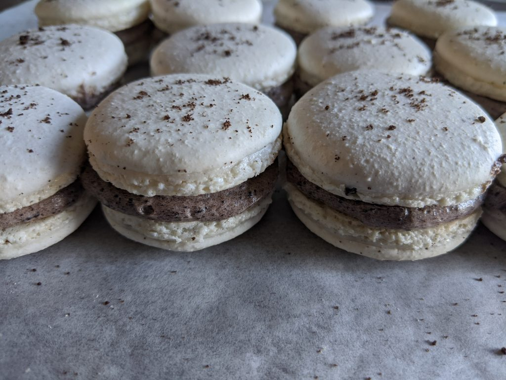 How to Flavor Macarons